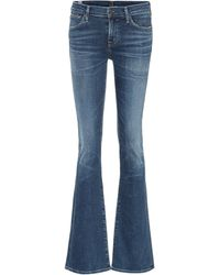 Citizens of Humanity - Emannuelle Slim Bootcut Jeans - Lyst