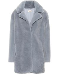 Meteo by Yves Salomon - Fur Coat - Lyst