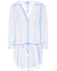 Heidi Klein - Gili Islands Cotton Shirt Dress - Lyst