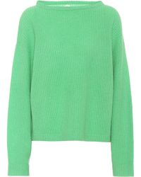 Jardin Des Orangers - Ribbed Cashmere Sweater - Lyst