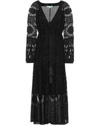 Melissa Odabash - Melissa Lace Cotton-blend Dress - Lyst