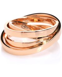 Repossi - Berbere Technical 18kt Rose Gold Ring - Lyst