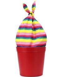STAUD - Britt Leather Bucket Bag - Lyst