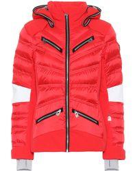 8ff860e29fe Lyst - Toni Sailer Manou Ski Jacket in Red