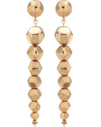Oscar de la Renta - Dangling Earrings - Lyst
