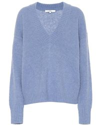 Tibi - Pullover in alpaca - Lyst