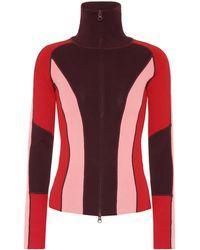 Isabel Marant - Laddie Stretch-knit Jacket - Lyst