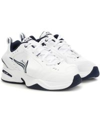 Nike - Baskets blanches Air Monarch IV edition Martine Rose - Lyst
