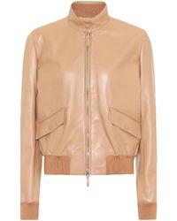 The Row - Erhly Leather Jacket - Lyst