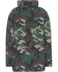 Yeezy - Camouflage Coat (season 5) - Lyst