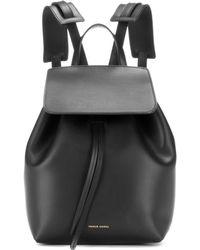 Mansur Gavriel - Leather Mini Backpack - Lyst