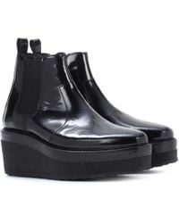 Pierre Hardy - Platform ankle boots - Lyst