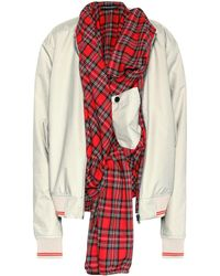 Y. Project - Plaid Jacket - Lyst