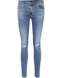 AG Jeans - Jeans The Legging Ankle - Lyst