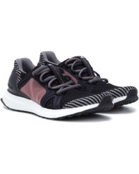 f6d7a7407 Lyst - adidas By Stella McCartney Plum And Ballet Pink Crazymove ...