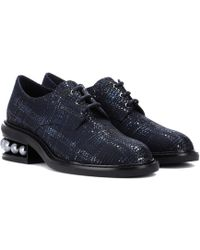 Nicholas Kirkwood - Casati Pearl Derby Shoes - Lyst