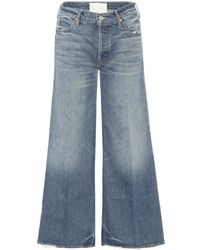 Mother - Jeans The Stunner Roller Ankle flared - Lyst