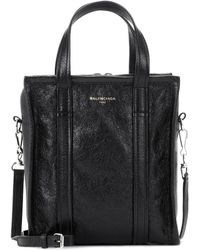 Balenciaga - Bazar Xs Leather Tote - Lyst