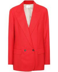 The Row - Presner Wool Blazer - Lyst