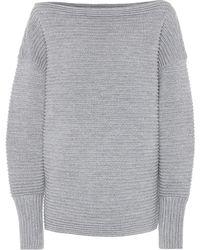 Victoria, Victoria Beckham - Pullover aus Wolle - Lyst
