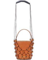 Jacquemus - Le Sac Maracasau Leather Bucket Bag - Lyst