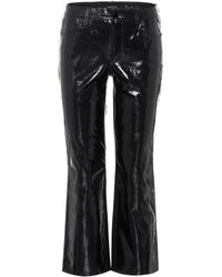 J Brand - Selena Mid-rise Crop Boot Trousers - Lyst