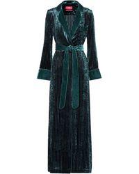 F.R.S For Restless Sleepers - Roda Velvet Corduroy Dress - Lyst