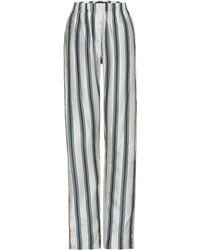 Burberry - Printed Pyjama Trousers - Lyst