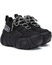 Vetements - Zapatillas de nobuk x SWEAR - Lyst