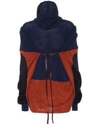 Loewe - Wool And Alpaca Sweater - Lyst