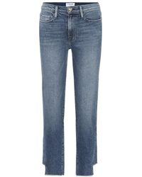 FRAME - Jeans Le Nouveau Straight - Lyst
