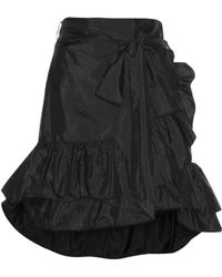 Isabel Marant Aurora Skirt - Black