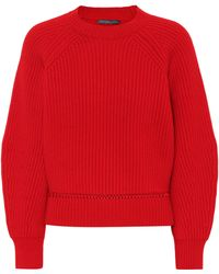 Alexander McQueen - Wool And Cashmere Jumper - Lyst