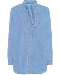 M.i.h Jeans - Camicia di jeans Booker - Lyst