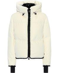 Moncler Grenoble - Emet Velvet Down Ski Jacket - Lyst