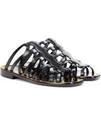 Altuzarra - Leather Sandals - Lyst