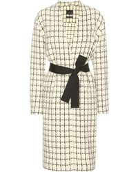 Isabel Marant - Magli Virgin Wool-blend Coat - Lyst