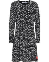 Calvin Klein - Floral Dress - Lyst