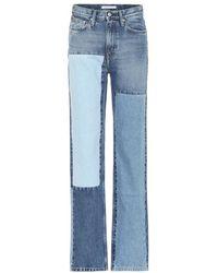 Calvin Klein - Jeans straight CK 030 - Lyst