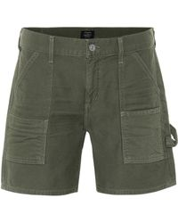 Citizens of Humanity - Shorts Leah aus Baumwolle - Lyst