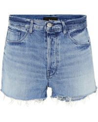 3x1 - W4 Carter Denim Shorts - Lyst