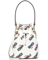 Fendi - Mania Mon Trésor Mini Bucket Bag - Lyst
