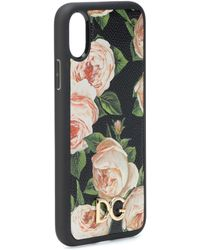 Dolce & Gabbana - Printed Iphone X Case - Lyst