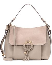 See By Chloé - Small Joan Leather Crossbody Bag - Lyst