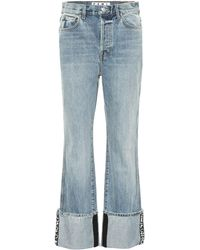 Proenza Schouler - Stove Pope High-rise Jeans - Lyst