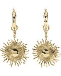 Ellery - Scully Sun Earrings - Lyst