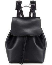 Mansur Gavriel - Leather Backpack - Lyst