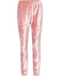 Nike - Lab Velour Trackpants - Lyst