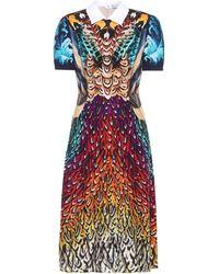 Mary Katrantzou | Osprey Printed Knee Length Dress | Lyst