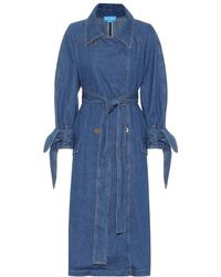 M.i.h Jeans - Trench di jeans Audie - Lyst